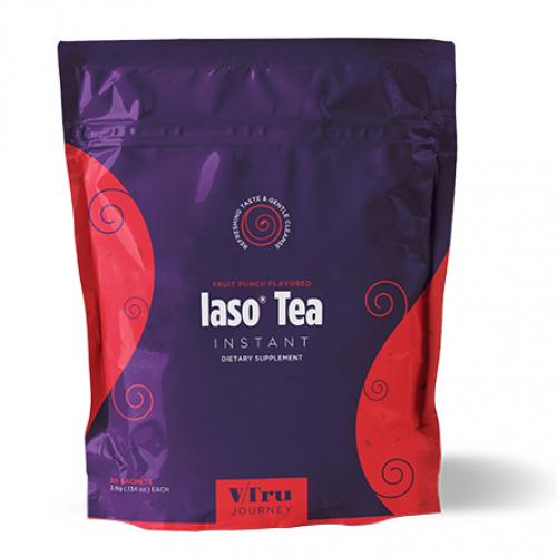 Iaso Fruit Punch Instant Tea - 30 Pack