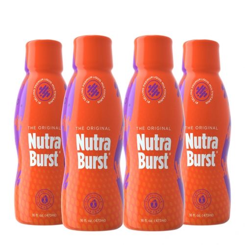 Nutraburst Family 4 Pack
