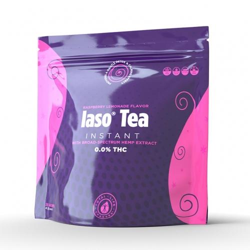 Iaso Tea Instant - Raspberry Flavor