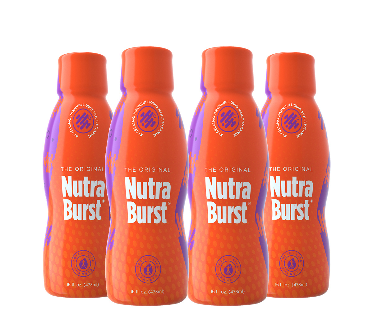 Nutra Burst Family 4 Pack